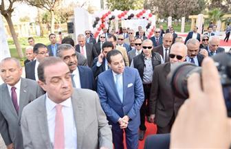 على هامش افتتاح الميريلاند.. بدوي: تكلفة التطوير بلغت 45 مليون جنيه