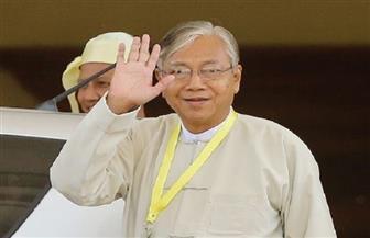 استقالة رئيس ميانمار