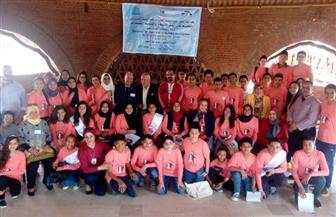 افتتاح المرحلة الثالثة من مشروع التعليم من أجل السلام والتنمية المستدامة – بناء شباب المستقبل | صور