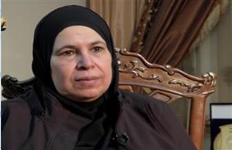 والدة الشهيد النقيب محمود أبو العز تروي تفاصيل استشهاده