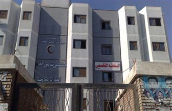 مصرع عامل صدمه قطار بمدينة شربين