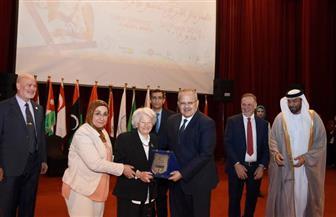 جامعة القاهرة تنظم المهرجان الدولي الخامس للأم المثالية بحضور وزيرة التضامن الاجتماعي | صور