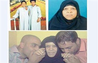 الأم المثالية بالأقصر عاشت على معاش 60 جنيها والمرض حصد  3 أصابع من قدميها| صور