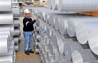 ارتفاع صادرات الألمونيوم بنسبة 25% خلال شهرين