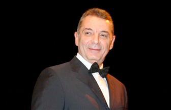"""محمود حميدة يحضر عرض """"سيلفي مع الموت"""""""