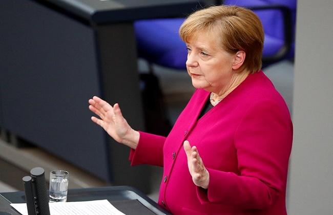زلزال التسريبات  فى ألمانيا يطول المستشارة الألمانية أنجيلا ميركل -