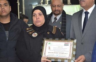 مستقبل وطن يختار والدة الشهيد الرائد محمد صلاح الأم المثالية بأسيوط
