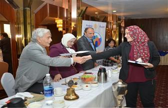 """""""روتاري مصر الجديدة"""" يحتفل بعيد العلم للعام الأربعين على التوالي"""