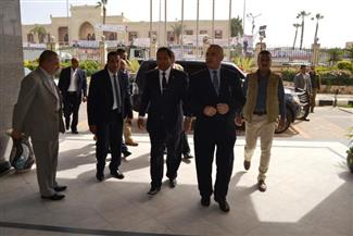 وزير الري ومحافظ الغربية يشهدان ندوة تثقيفية عن ترشيد المياه بمركز تدريب طنطا | صور