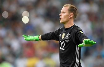 تير شتيجن يتمسك بأمل حراسة مرمى المنتخب الألماني رغم تصريحات لوف