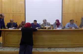 """جامعة الفيوم تعلن  فوز""""عبدالناصر"""" في انتخابات العاملين   صور"""