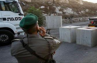 الاحتلال الإسرائيلي يغلق مداخل قرى بني زيد الغربية برام الله