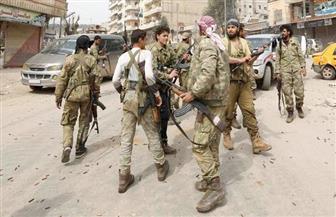 بدء مغادرة الدفعة الثانية من مسلحي المعارضة من الغوطة الشرقية إلى إدلب