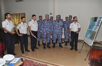 القوات البحرية المصرية والفرنسية تنفذان تدريبا بحريا مشترك لمكافحة الألغام