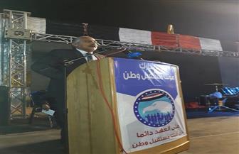 حزب مستقبل وطن بقنا يختتم مؤتمراته الداعمة للرئيس عبدالفتاح السيسي | صور