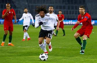 """عمرو أديب: """"كريستيانو"""" هو الماضي بكرة القدم ومحمد صلاح المستقبل"""