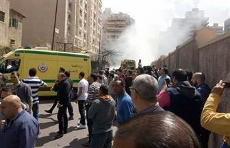 وزارة الداخلية: محاولة اغتيال مدير أمن الإسكندرية باستهداف موكبه