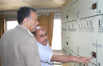 وزير النقل يتفقد غرف التحكم المركزى بخطوط المترو الثلاثة | صور