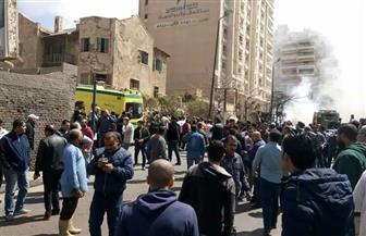 ارتفاع عدد ضحايا محاولة اغتيال  مدير أمن الإسكندرية لشهيدين و5 مصابين