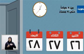 تعرف على خطوات التصويت في الانتخابات الرئاسية | فيديوجراف