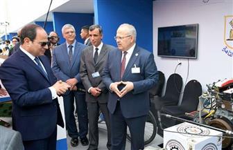 رئيس جامعة القاهرة: مشروع بحثي لإنتاج محرك ديزل مصري الصنع.. وابتكار ماكينة تقليب البيض الرباعية