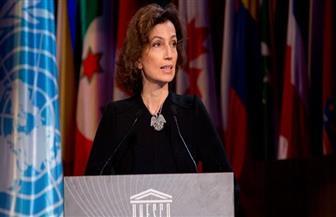 """رئيسة اليونسكو عن """"موكب المومياوات الملكية"""": تجلي جديد للحضارة المصرية أمام أعين العالم"""