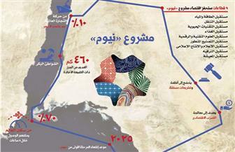 """رئيس سلطة منطقة العقبة الأردنية: مشاورات """"نيوم"""" بمراحلها النهائية"""