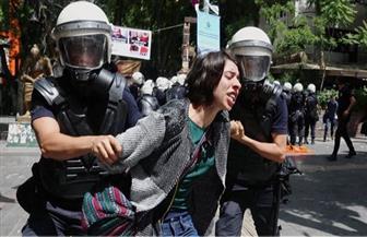"""اعتقال أكثر من 100 شخص في تركيا بسبب """"محاولة تنظيم مظاهرات"""""""