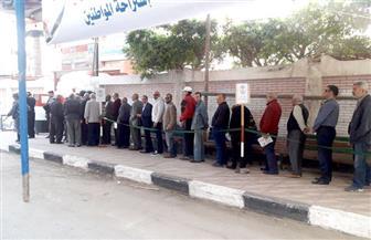 إقبال كثيف من البورسعيدية في بداية انطلاق الانتخابات الرئاسية | صور
