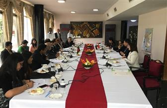 عقد الجولة الأولى من المشاورات السياسية بين مصر وبنجلاديش