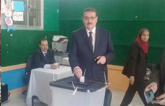 نقيب المهندسين يدلي بصوته اليوم بالانتخابات الرئاسية