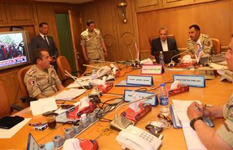 محافظ قنا يترأس غرفة عمليات الانتخابات الرئاسية.. ويؤكد انتظام التصويت في اللجان   صور