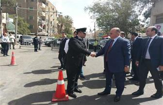 مدير أمن القاهرة يتفقد المقار الانتخابية وسط احتشاد المواطنين للإدلاء بأصواتهم | صور