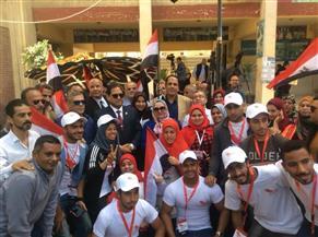 محافظ الغربية يتفقد عددا من لجان انتخابات الرئاسة في طنطا | صور