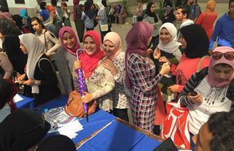 جامعة القناة تخصص أتوبيسات لنقل الطلاب للجان الانتخابات الرئاسية   صور