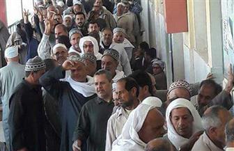الصيادون يتوافدون على اللجان الانتخابية بكفر الشيخ | صور
