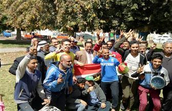 الحملة الشعبية بالإسماعيلية تنظم مسيرة لدعوة الناخبين للمشاركة في الانتخابات الرئاسية   صور