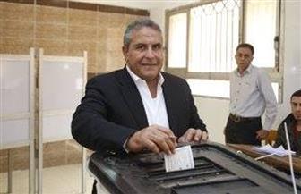 وزير الرياضة الأسبق يدلي بصوته بالانتخابات الرئاسية