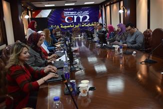 غرفة المجلس الأعلى للإعلام ترصد شكاوى باللجان الانتخابية