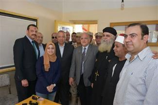 محافظ الشرقية: سعيد لمشاركة رجال الدين الإسلامي والمسيحي في الانتخابات