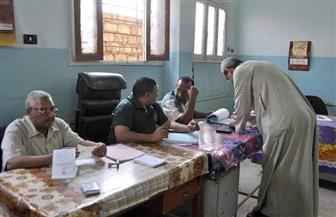 استمرار توافد المواطنين للمشاركة في انتخابات مجلس النواب بلجان فيصل