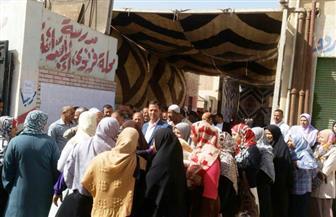 فتح اللجان أمام الناخبين مع بداية اليوم الثاني للانتخابات في البحيرة | صور