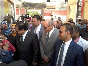 محافظ الغربية يتفقد عددا من لجان انتخابات الرئاسة بالمحلة الكبرى | صور