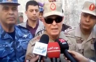 رئيس الأركان: مواطنو الإسكندرية لم يخافوا بعد الحادث الإرهابي والقوات المسلحة قادرة على أداء كافة المهام|فيديو