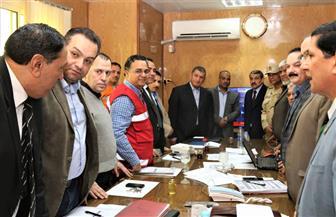 محافظ كفرالشيخ يتابع سير الانتخابات لليوم الثاني من غرفة العمليات | صور