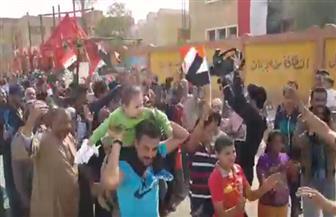 رئيس حي حلوان: استمرار الإقبال على التصويت بالانتخابات الرئاسية دون شكاوى