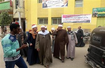 المصريين الأحرار بأسيوط: إقبال من الشباب وكبار السن على لجان البداري وأبنوب والقوصية وصدفا | صور