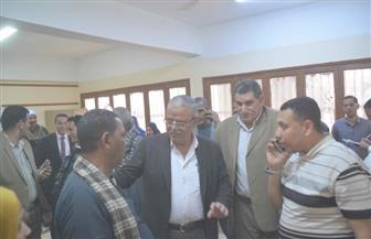 محافظ المنيا: انتظام جميع اللجان في اليوم الثالث والأخير لانتخابات الرئاسة