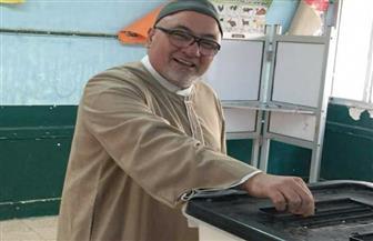 """خالد الجندى عقب إدلائه بصوته: لا أريد أن أكون المواطن """"صفر"""""""