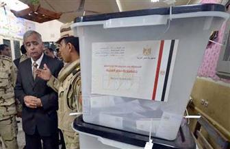 غلق لجان التصويت بحلوان والمعصرة وطرة والمعادي بعد انتهاء اليوم الثاني للانتخابات الرئاسية